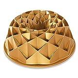 Nordic Ware Jubilee - Sartén, Aluminio, dorado