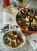 Caldereta de almejas con verduras