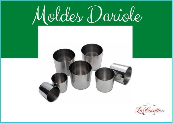 moldes dariole