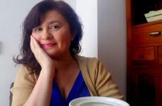 Foto Rosa Borras comer especial entrevista