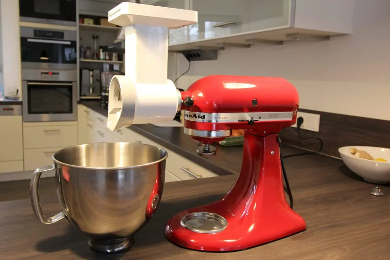 KitchenAid-Artisan rallador