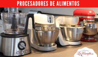 procesador de alimentos comparativa