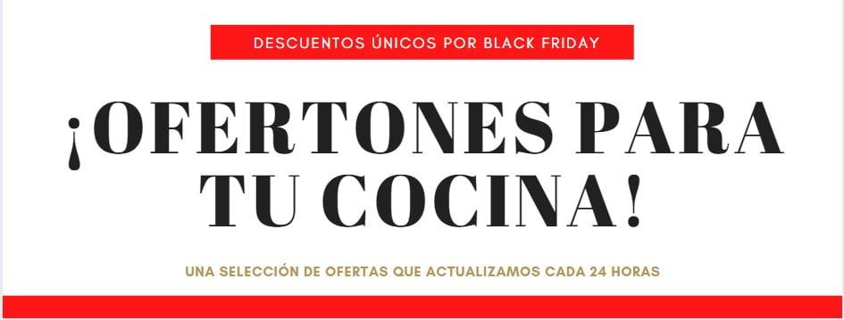 black friday ofertas cocotte