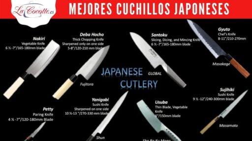 Cuchillos japoneses: del pequeño herrero a las marcas más prestigiosas del mundo