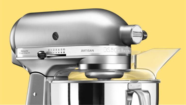 kitchenaid artisan ergonomia