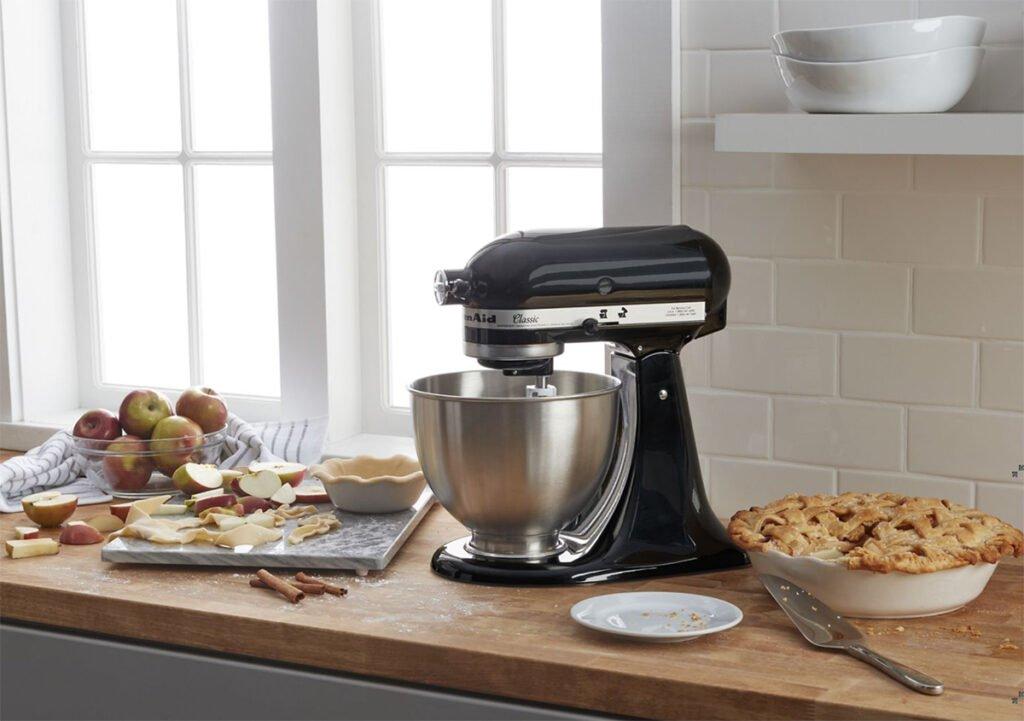 robot de cocina kitchenaid classic negro
