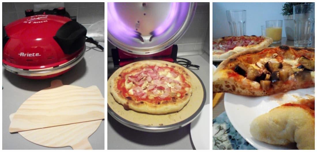 Su extraordinario diseño no debe impedirnos ver sus excelentes cualidades como horno de pizza.