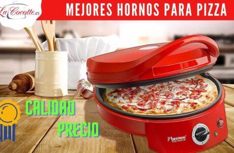 mejores hornos electricos para pizza