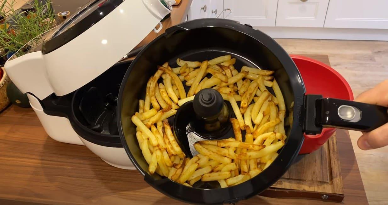 tefal actifry genius patatas fritas